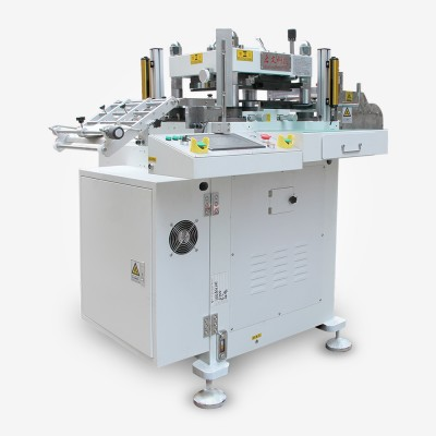 高速小孔套位模切机 HW-D300/D350/D450