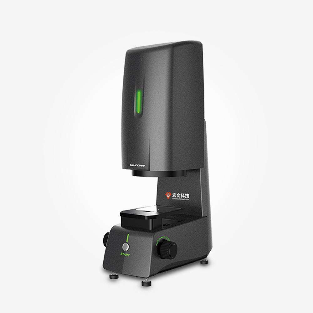 一键式影像测量仪(小) HW-CCD120/180/240