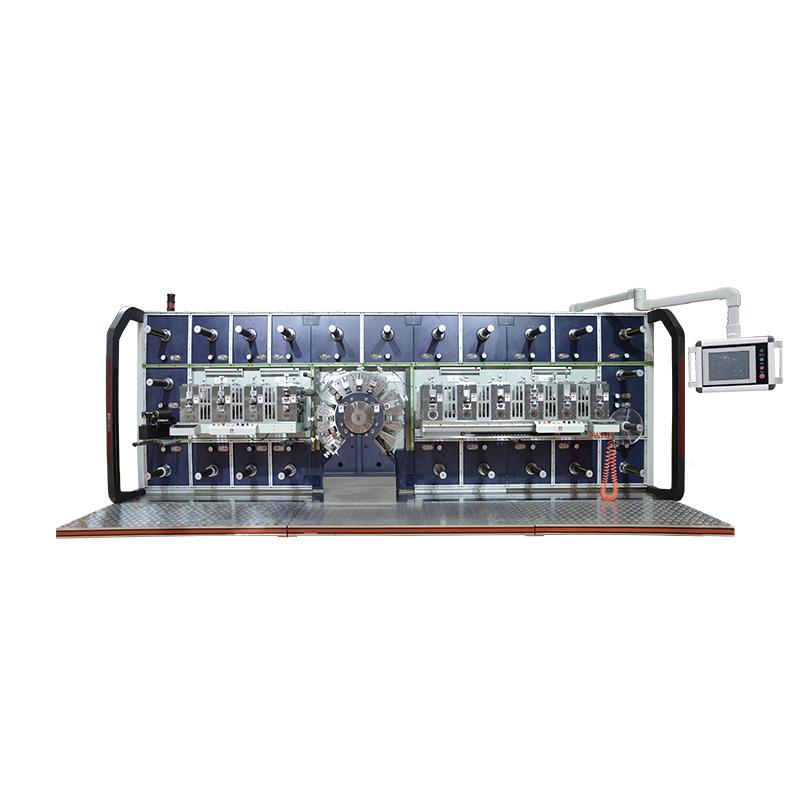 卫星模组式圆刀模切机