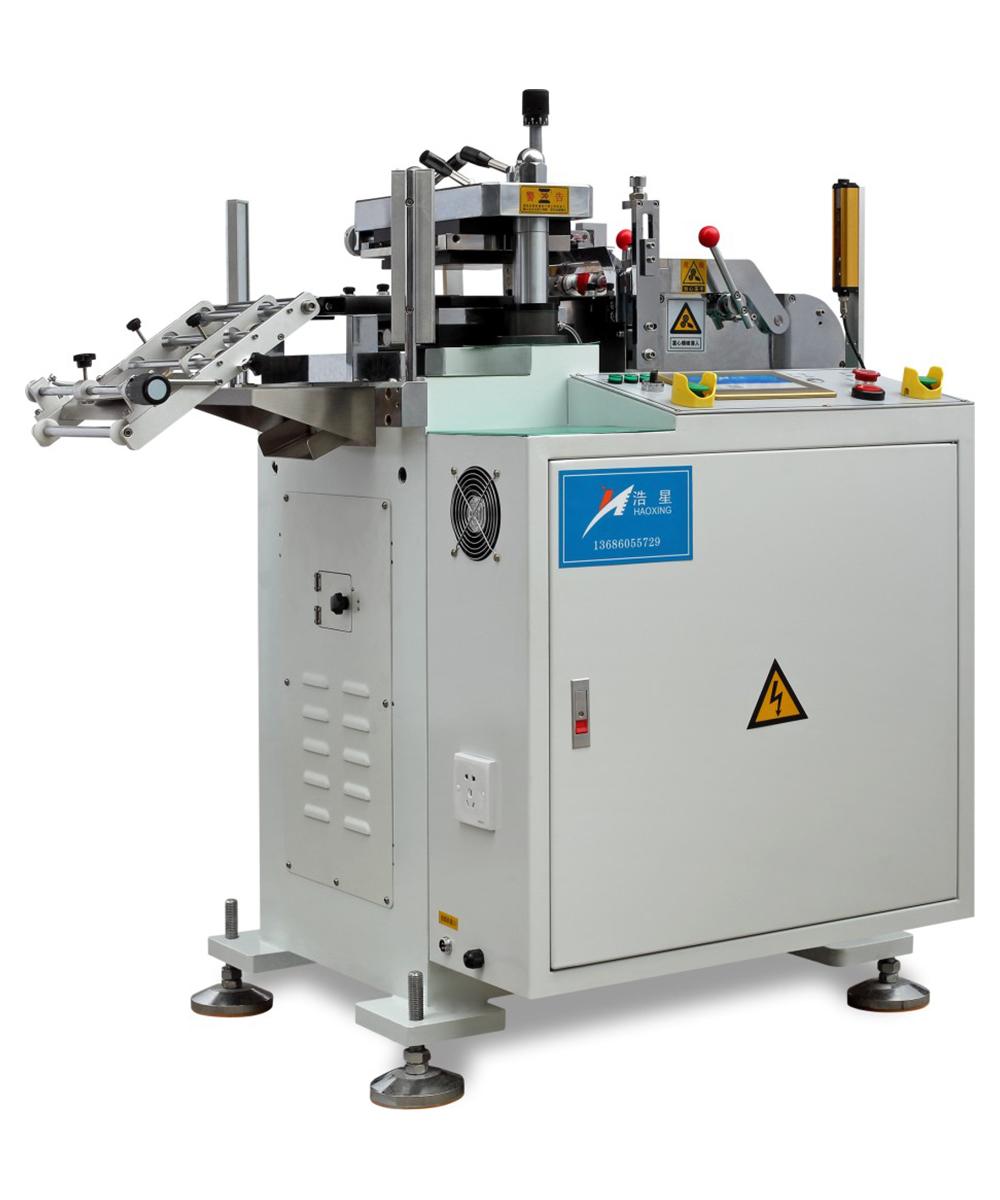 HX-D200小孔套位模切机