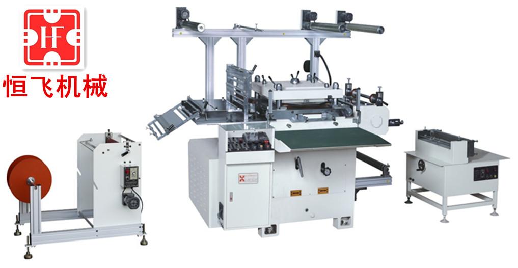HA-600 数控多功能单座模切机