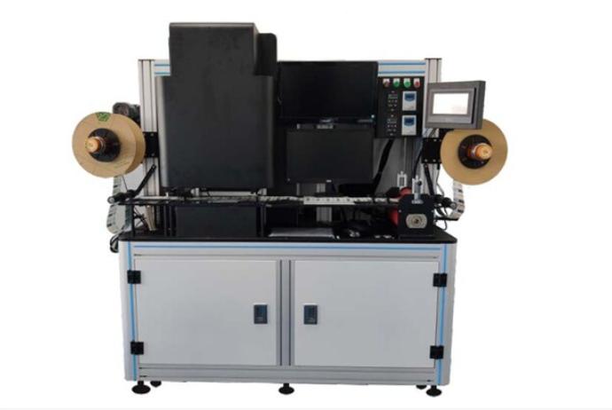 宽幅面模切产品外观检测机