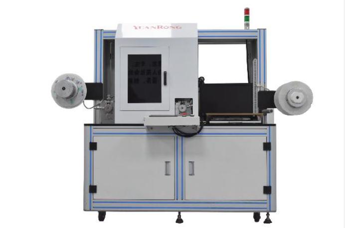 高精度模切材料外观检测机