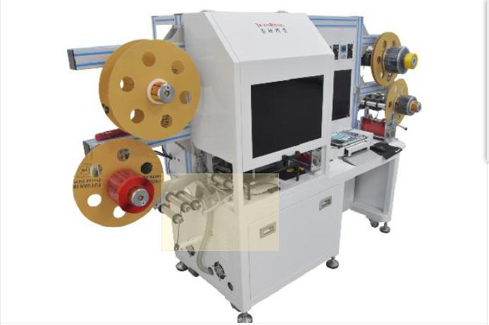 标准版模切材料外观检测机