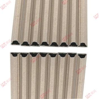 D型纤维导电泡棉