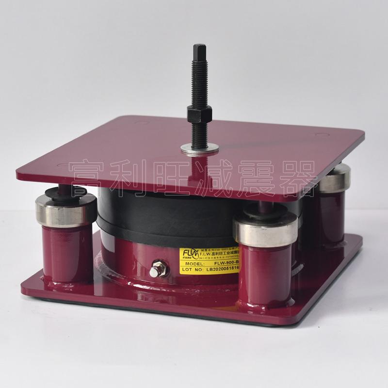 模切冲床减震器供应 模切机防震垫厂家 选富利旺品牌效果好