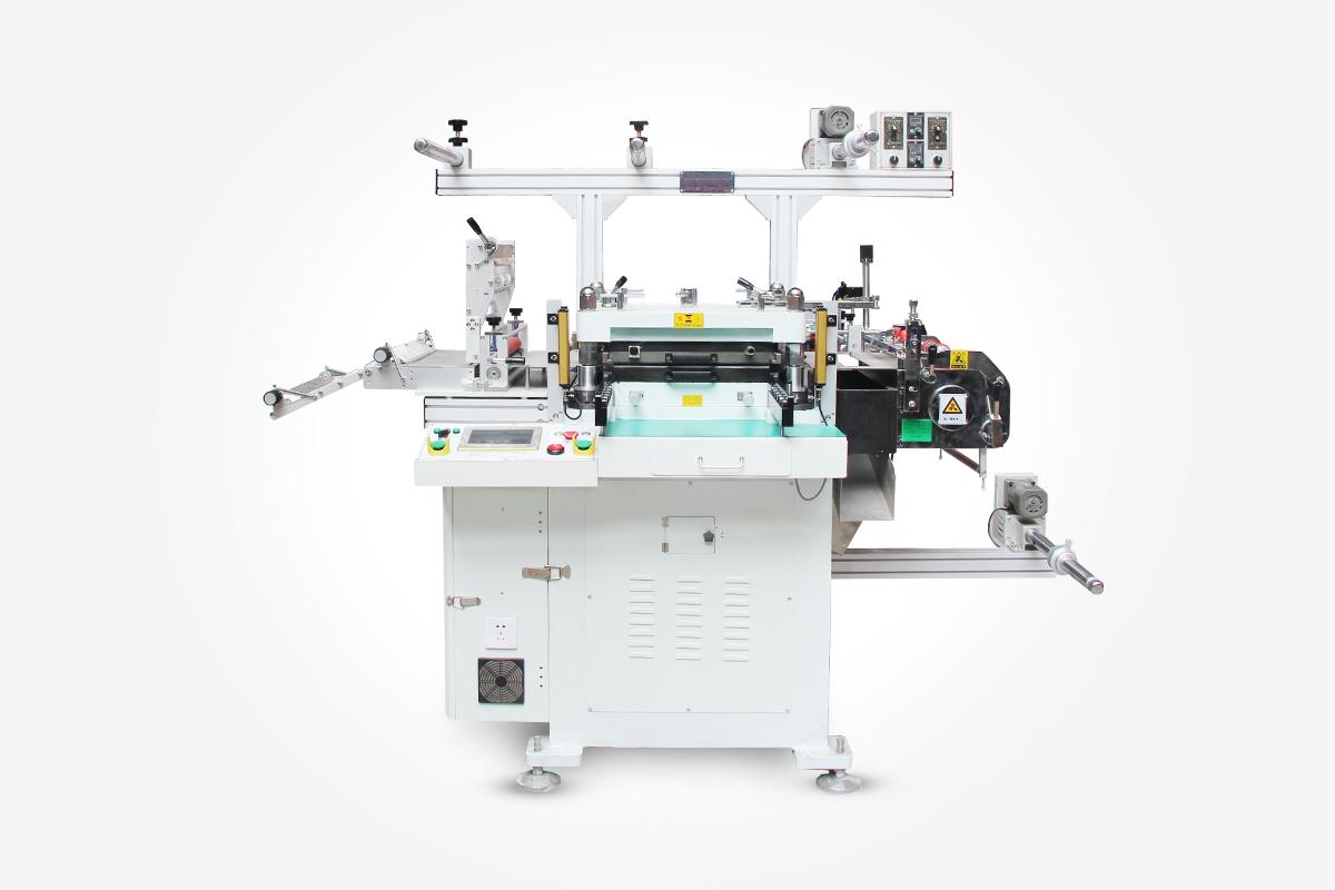 不干胶商标模切机 精密模切机定制 东莞厂家